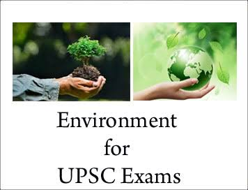 Image Depicting The Concept Of Environment Section For UPSC Exams.